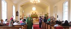 Auunual Meeting Eucharist