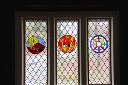 Camp Mikell Chapel Windows