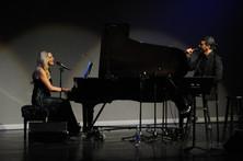 Melinda Kirigin-Voss and Michael Chipman