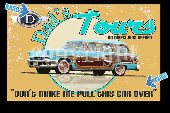 Dad's Tours