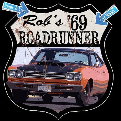 Custom Route 66 -Roadrunner