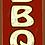Thumbnail: BBQ Flames Sign