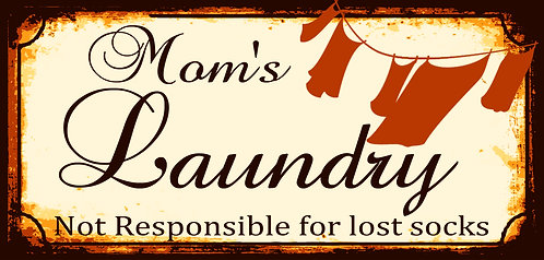 Mom's Laundry - RB-HD-07