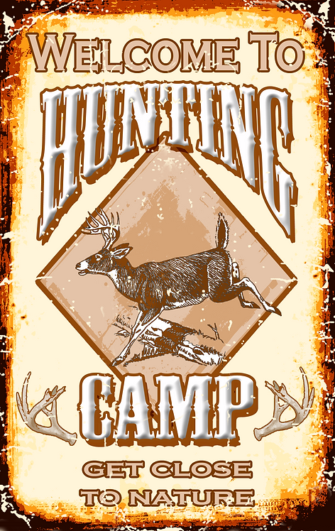Hunting Camp - RB-LC-16