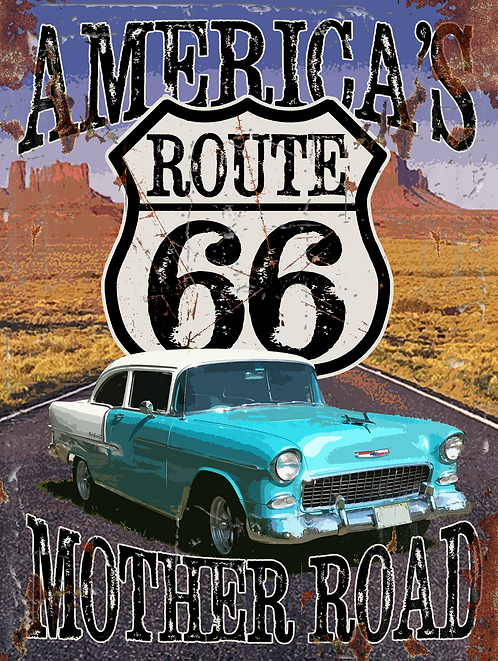 America's Mother Road - Route 66