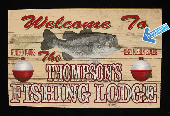Fishing Lodge