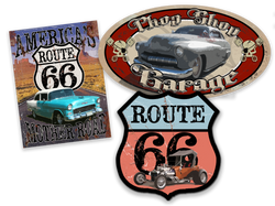 Cool Car Signs