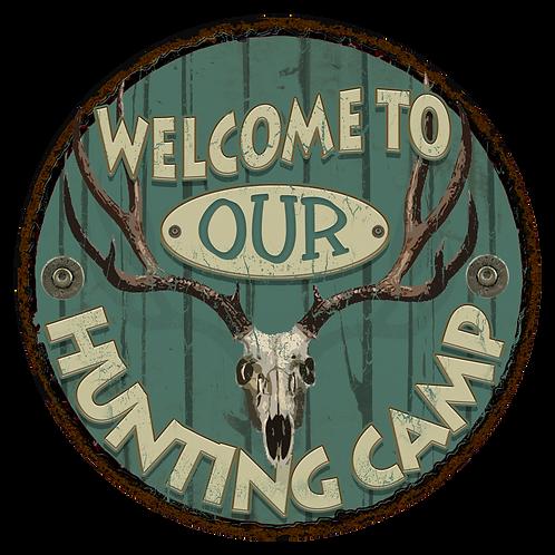 Hunting Camp Circle - RB-LC-17
