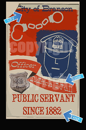 Public Servant Officer