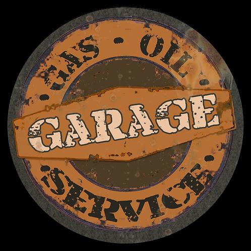 Gas. Oil. Service