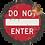 Thumbnail: Do Not Enter