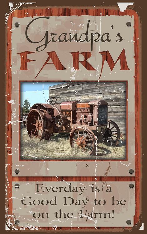 Grandpa's Farm...RB-FC-05
