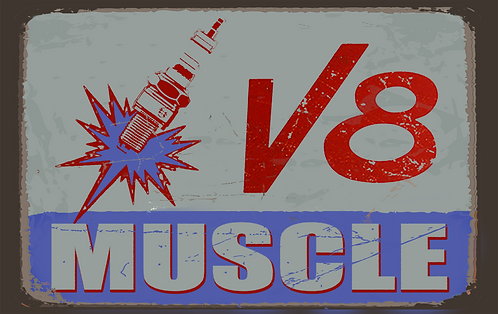 V8 Muscle