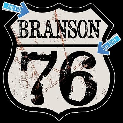 Custom, Classic Route 66