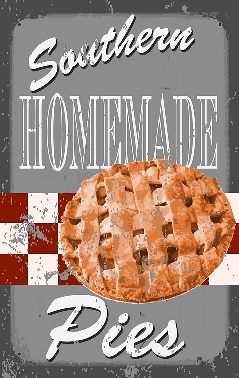 Southern Homemade Pies