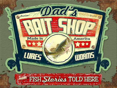 Dad's Bait Shop - RB-LC-02