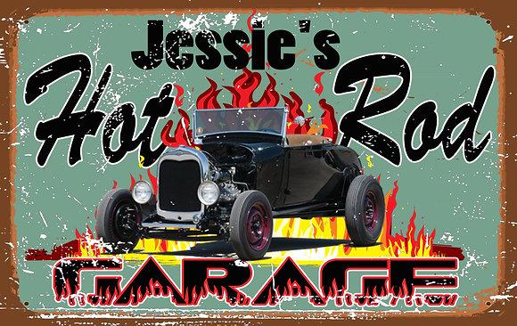 Hot Rod Garage - BKG12