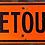 Thumbnail: Detour Sign