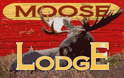 Moose Lodge - RB-LC-31