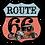 Thumbnail: Route 66 Metal Sign