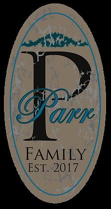 Family Name Capital Letter