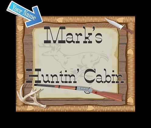 Huntin' Cabin