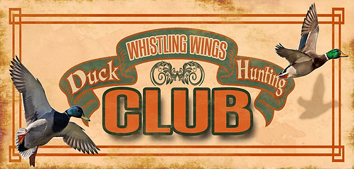 Whistling Wings Duck Hunting Club - RB-LC-37