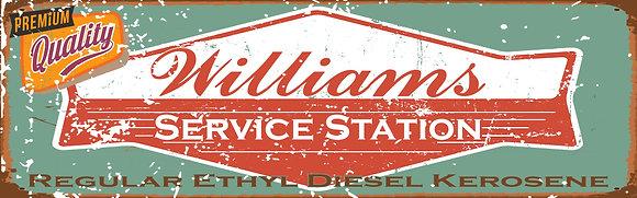 Premium Quality Service Station