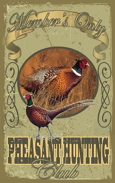 Pheasant Hunting Club - RB-LC-29