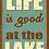 Thumbnail: Life is Good at the Lake - RB-LC-32
