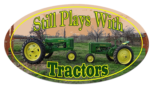 Still Plays with Tractors