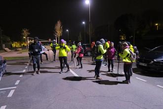 Marche 50 km - Dimanche 18 mars 2018