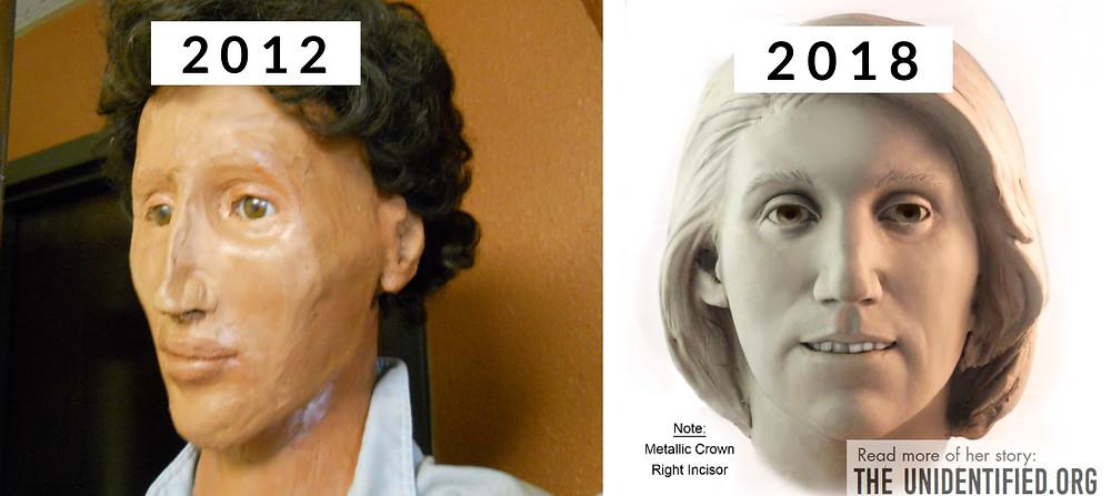 NAMUS UP10335 New Forensic Art