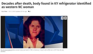 Knox County Jane Doe identified