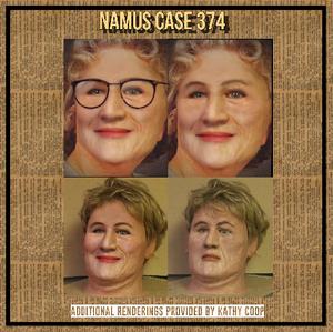 NAMUS UP374