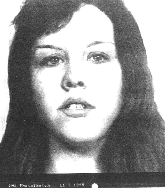 Photosketch potentially resembling Jane Doe