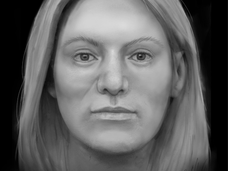 New Forensic Art for 1993 Cold Case from Delaware