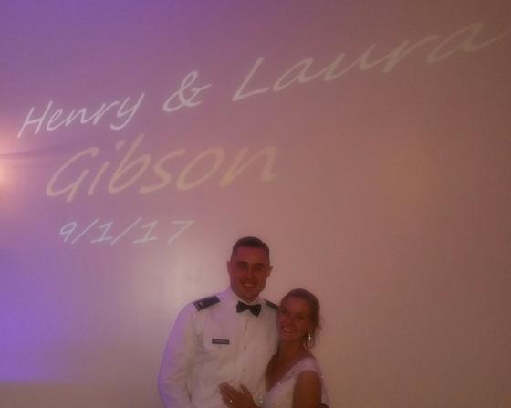 Henry & Laura