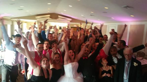 3 Wedding Saturday
