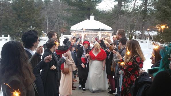 Holbert Wedding