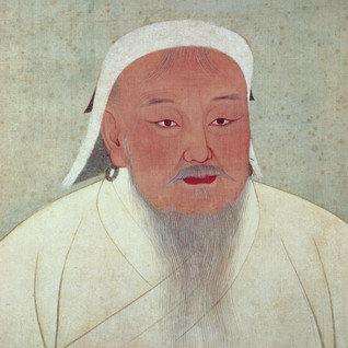 """Ep. 3   Genghis Khan - """"Holy cow! This dude was crazy."""""""