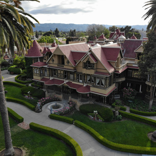 Ep. 8   Winchester Mystery House: Haunted or No?