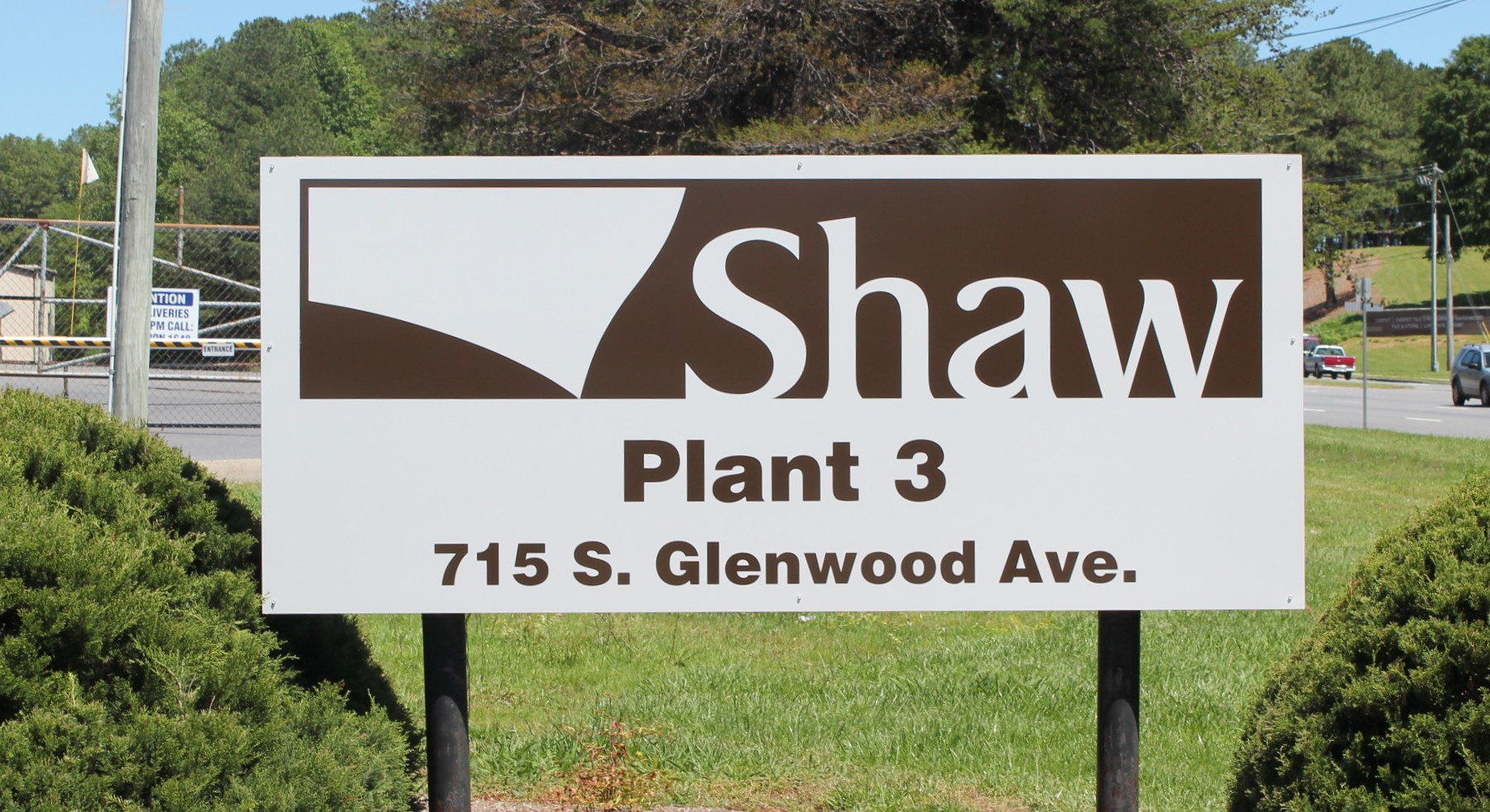 Plant Sign