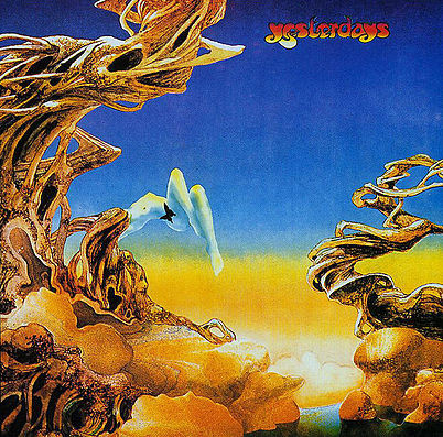 Yes 'Yesterdays' Designed by Roger Dean