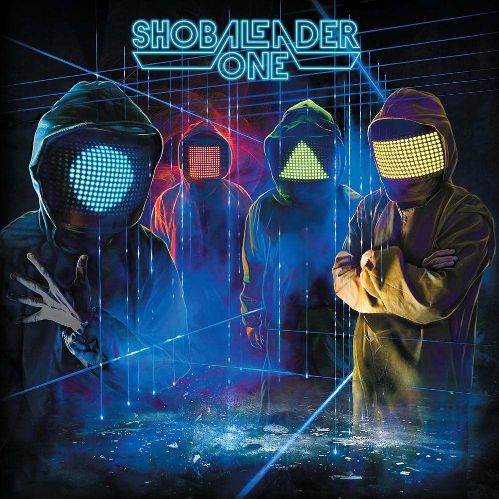 Shobalender One Album cover Mark Wilkinson