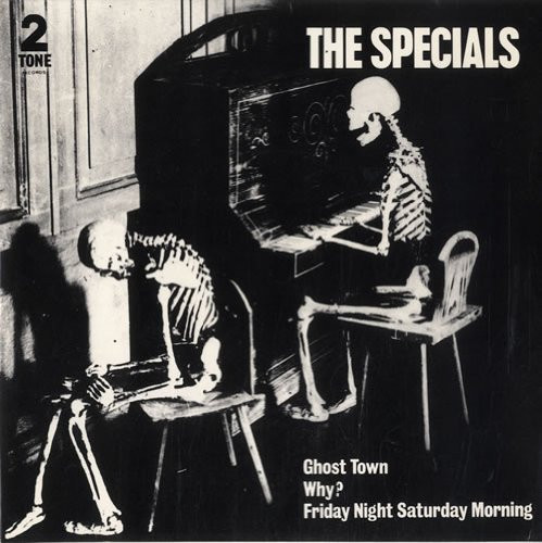 "The Specials Ghost Town 7"" vinyl"