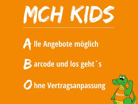 MCH Kids - Musikalische Früherziehung