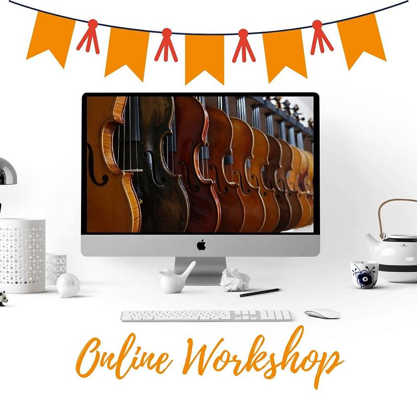 Geige geht so! - Workshop für Anfänger