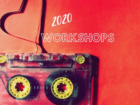 Workshops Workshops Workshops