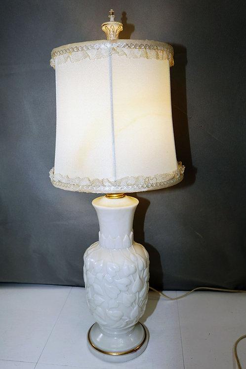 Aladdin Table Lamp With Cloth Shade